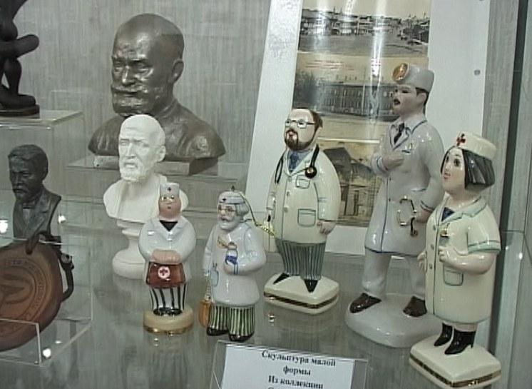 Выставка о Бехтереве