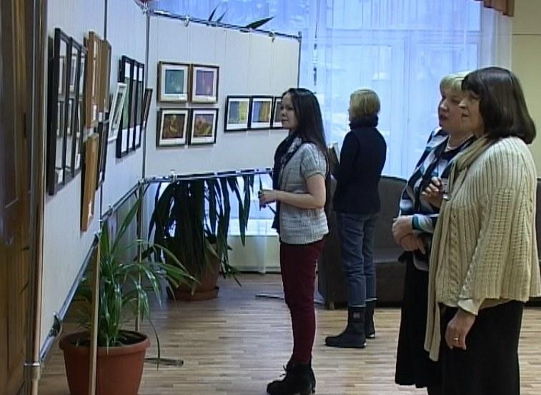 Выставка Анатолия Белика