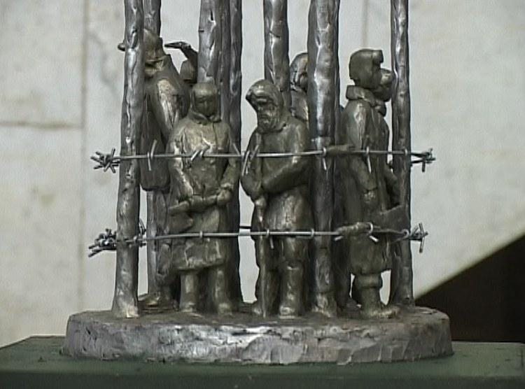 Памятник жертвам Вятлага