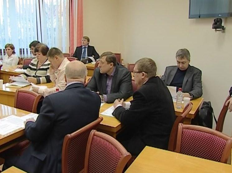 Заседание комитета ЖКХ