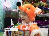Подарки в детский дом