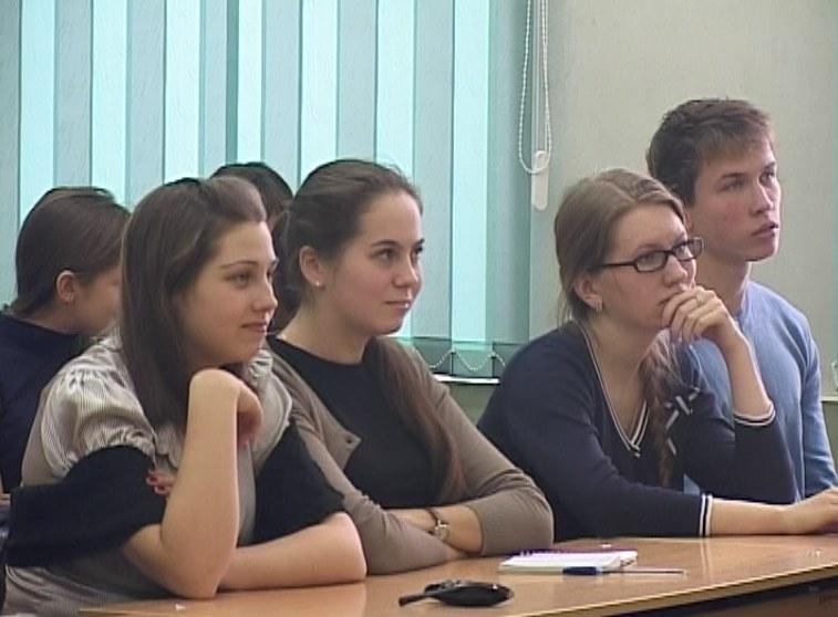 Встреча с немецкими преподавателями