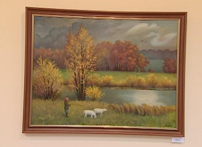 Выставка Леонида Пояркова