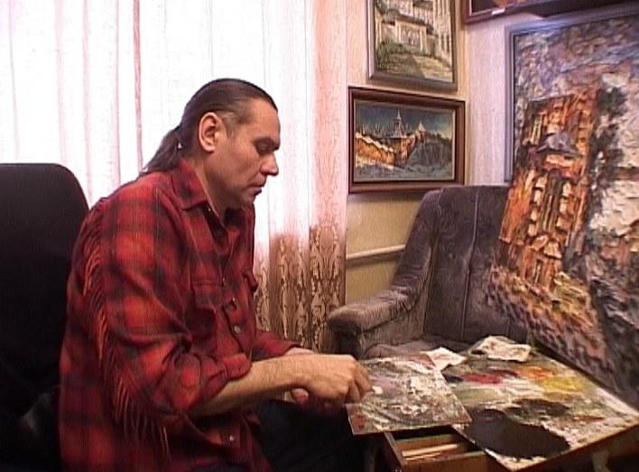 Выставка Вячеслава Чернова