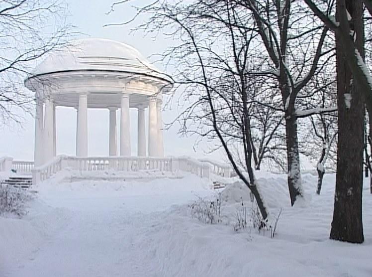 В Александровском саду