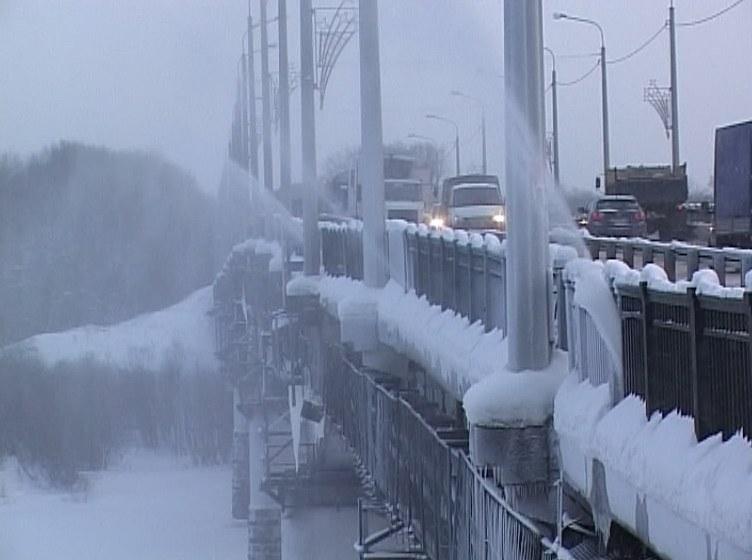 ЧП на мосту