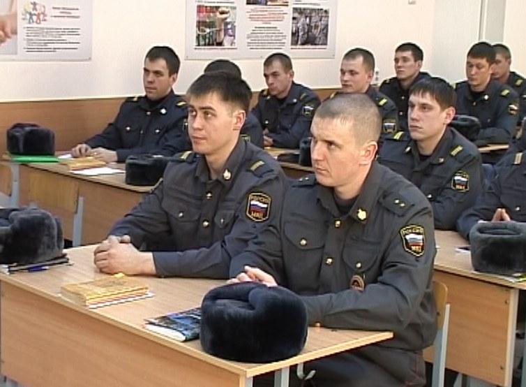 Учебка для полицейских