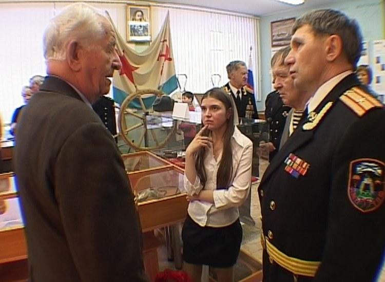 Выставка в музее Военно-морского флота