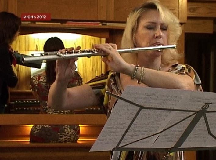 Звучание флейты