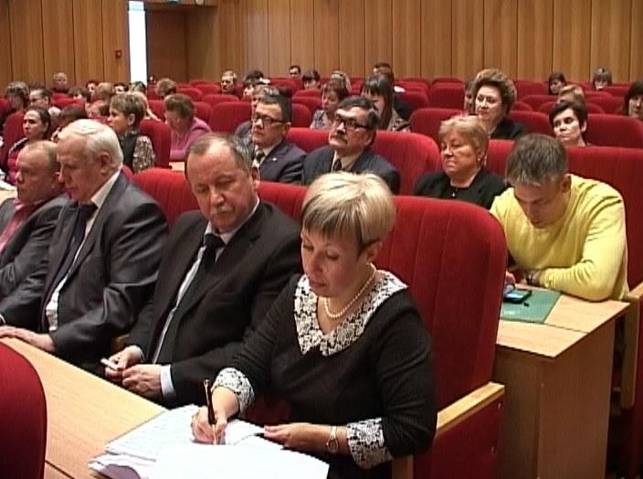 Заседание совета по делам инвалидов