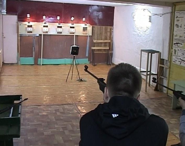 Соревнования по стрельбе в школе № 40