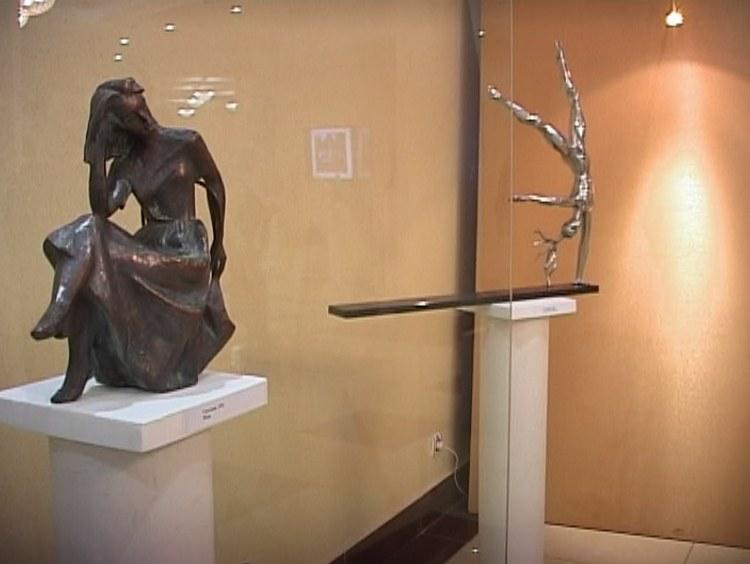 Скульптура в Герценке