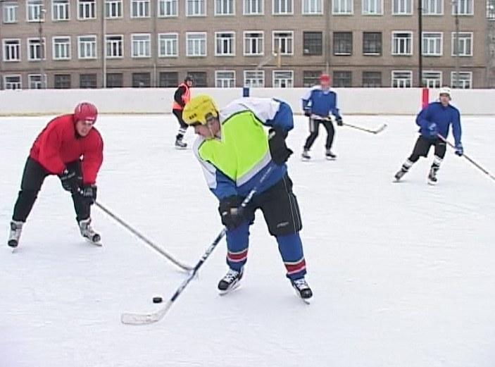 Философия и хоккей