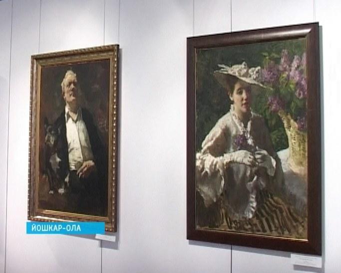Выставка Алексея Исупова
