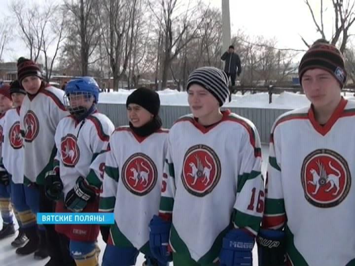 Турнир по хоккею «Мы соблюдаем ПДД»
