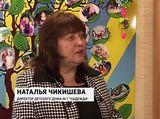 """Журова в детском доме """"Надежда"""""""
