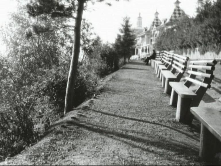 Сады и парки. Презентация диска