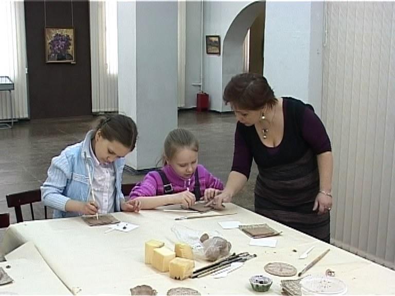 Мастер-класс в музее