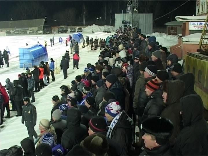 В ожидании финала Чемпионата России по хоккею с мячом