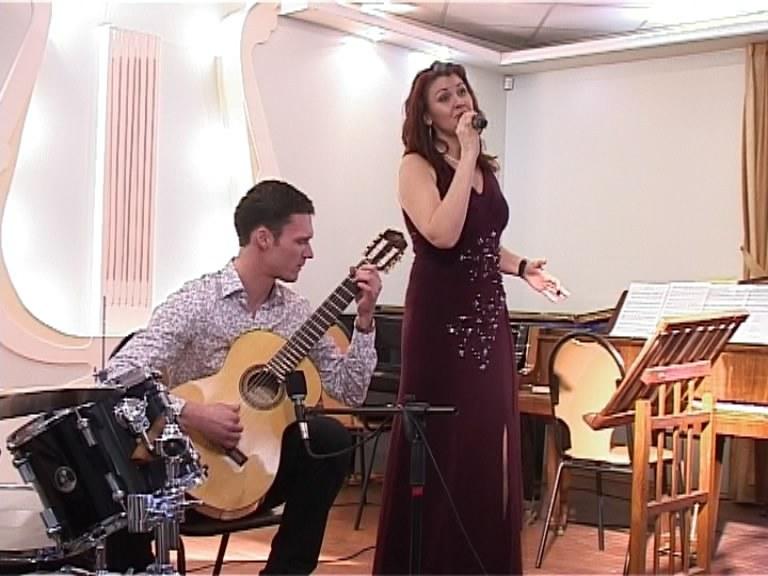 Концерт Виктории Масленниковой