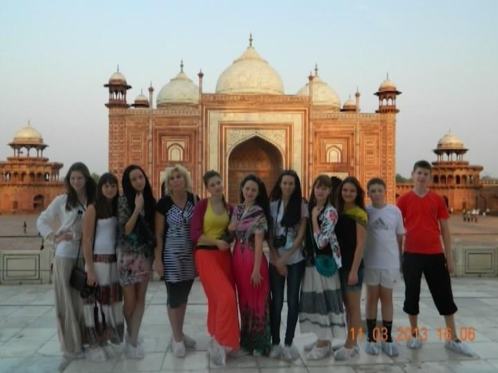 Вести. Образование. Обмен опытом. Индия