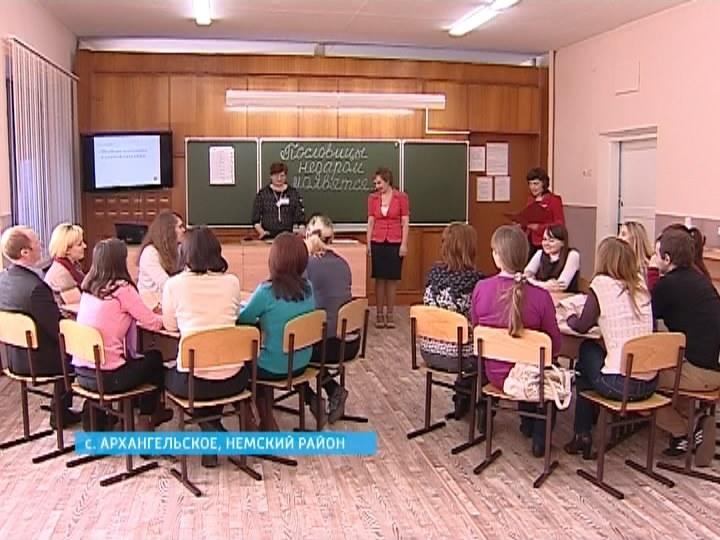 Съезд молодых педагогов