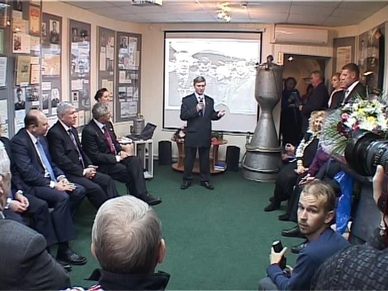 25 лет музею Циолковского