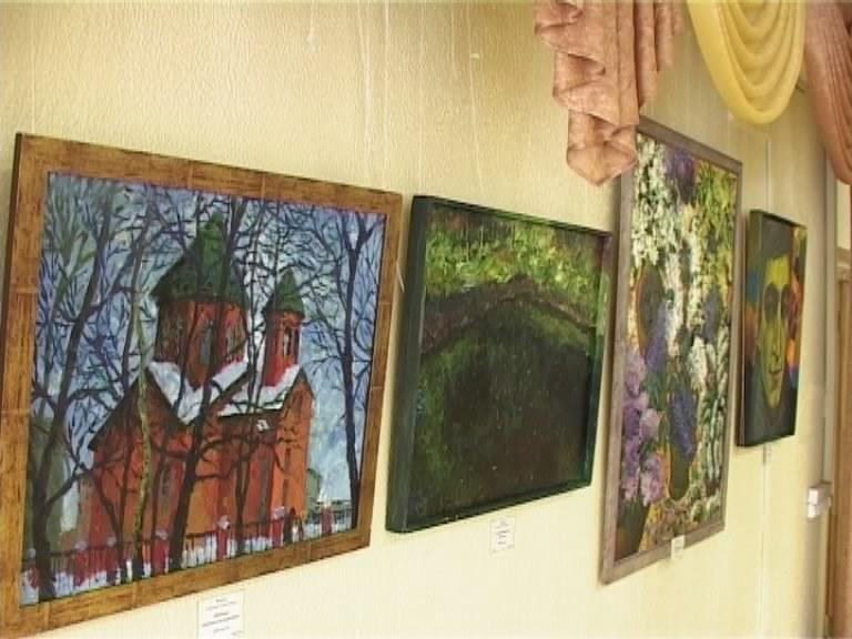 Выставка Г. Носкова