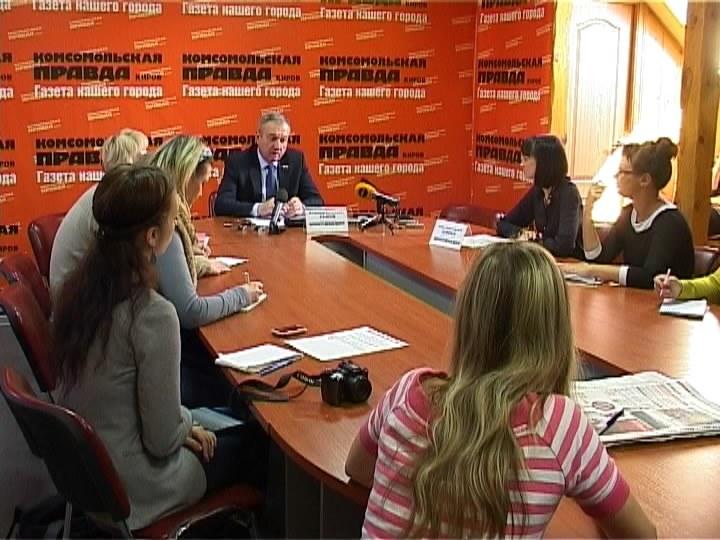 Пресс конференция Владимира Быкова
