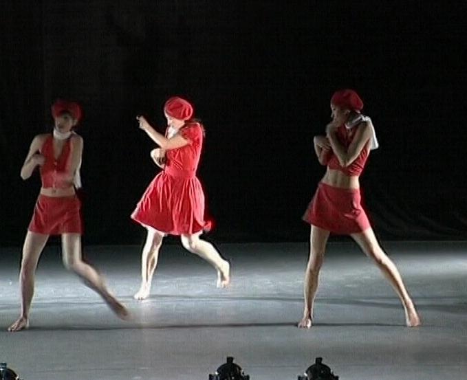 Фестиваль современного танца и перформанса «Здвиг»