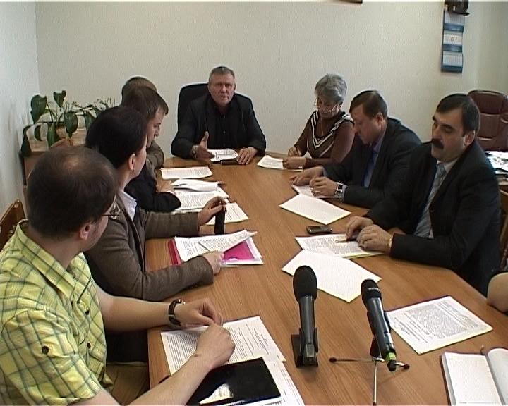 Заседание рабочей группы ОЗС