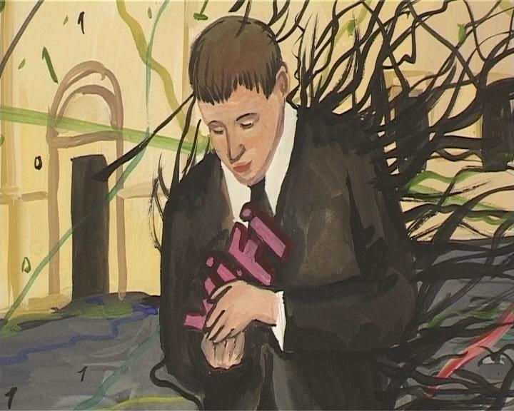 Выставка Антона Щеглова