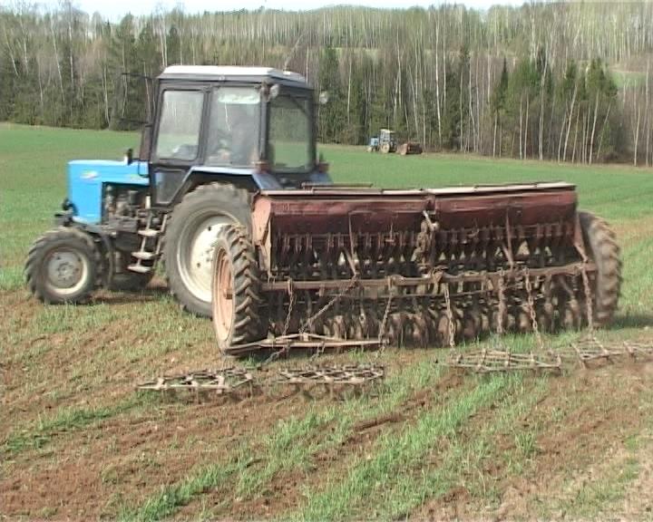 Борьба за урожай