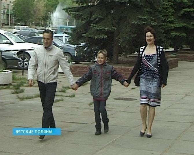 Самая спортивная семья