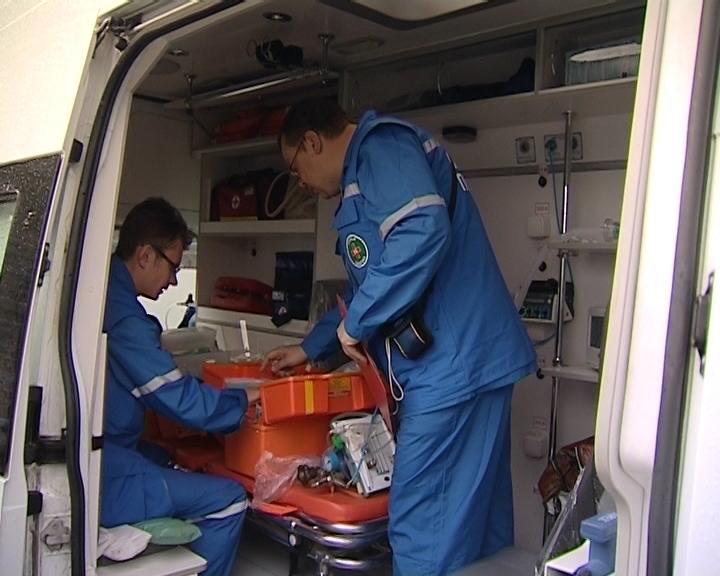 Соревнования специалистов скорой помощи