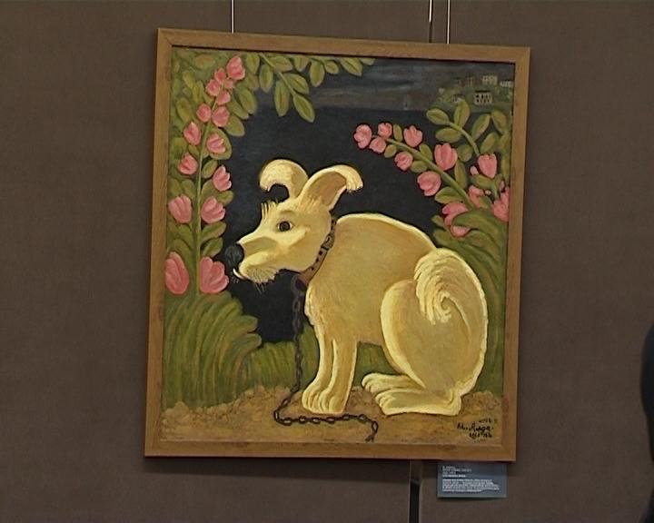 Выставка Михаила Алдашина