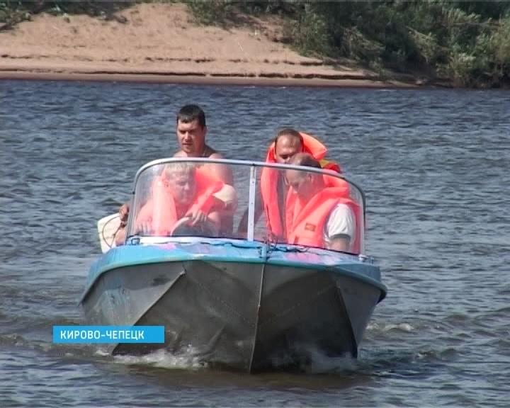 Спасатели Кирово-Чепецка