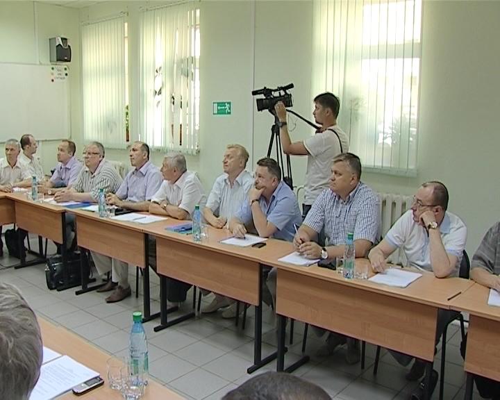 Заседание правления ВТПП