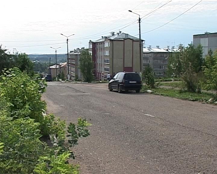 В. Быков в Радужном