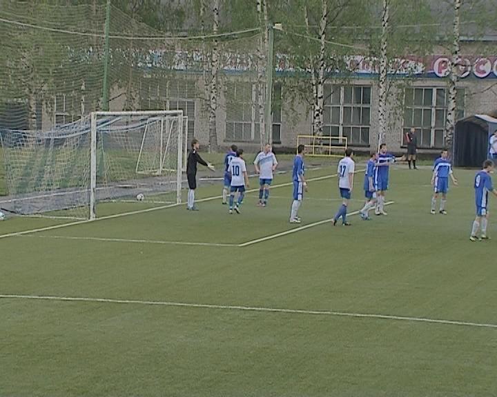 Чемпионат области по футболу