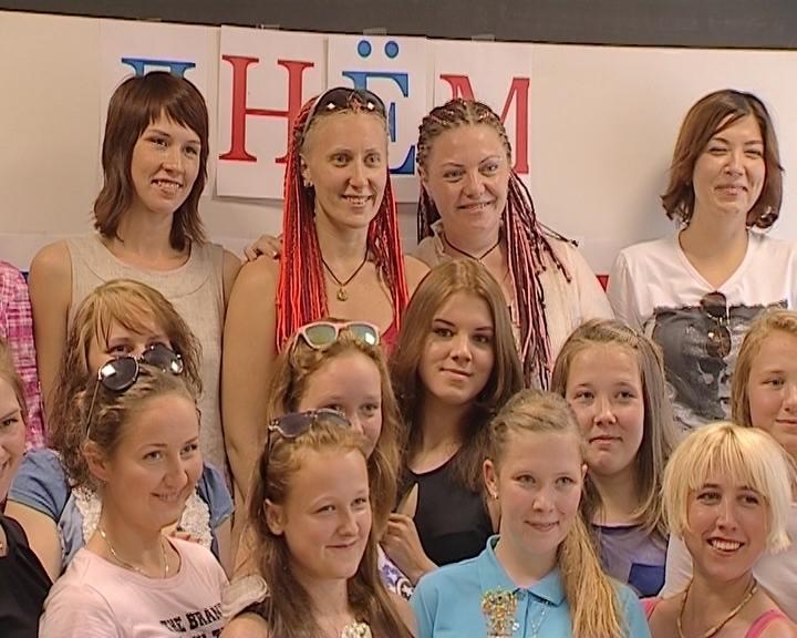 5 лет женской команде ХК «Родина»