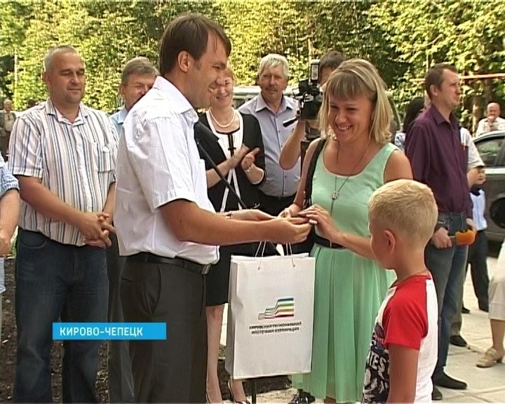 Новый дом в Чепецке