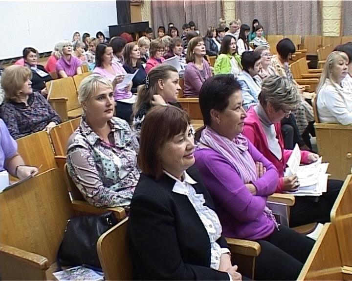 Педсовет  в Кирово-Чепецкой гимназии №1
