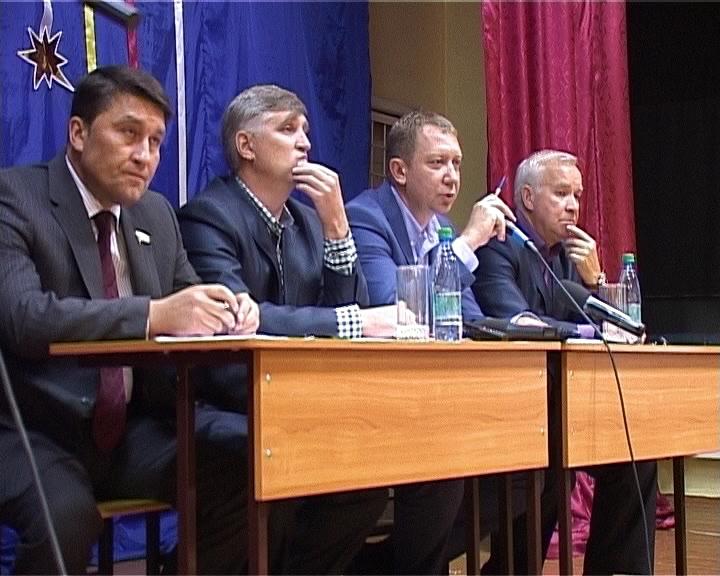 Дмитрий Драный в Радужном