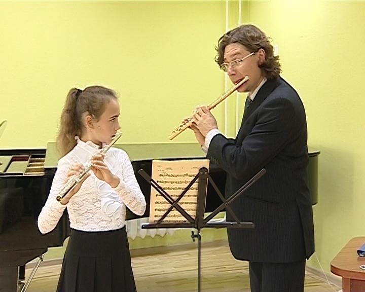 Школа флейтистов
