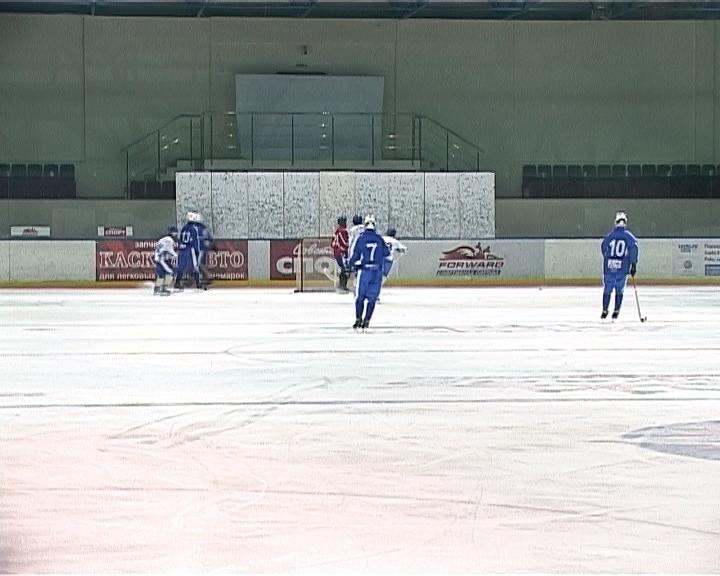 Первенство России по мини-хоккею с мячом