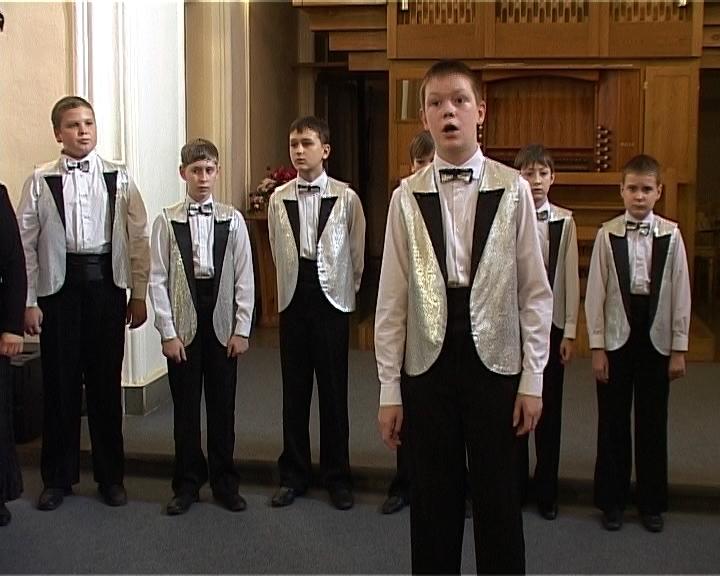 Отбор участников в сводный хор России