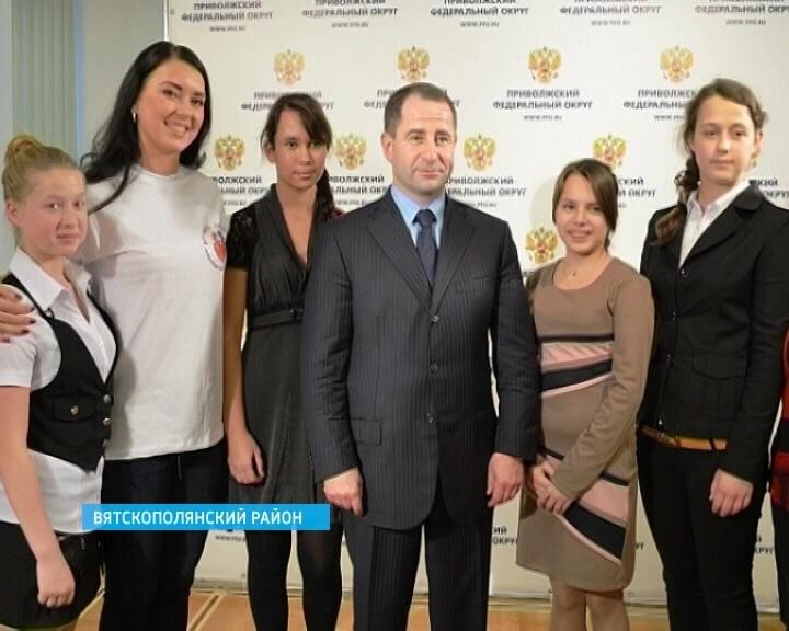 Победа воспитанниц Сосновской школы-интерната