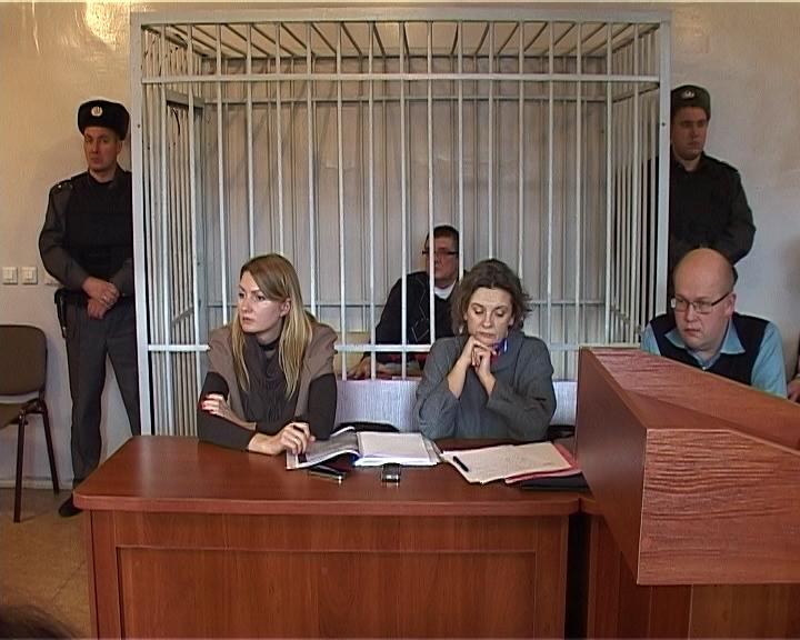 Суд над Лузяниным