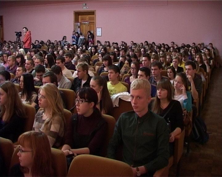День профориентации в ВятГГУ
